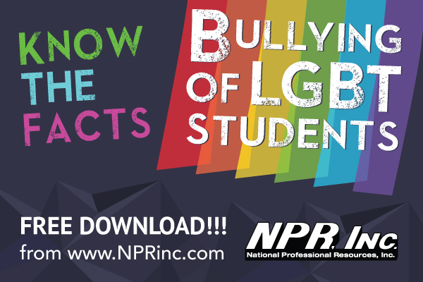 Free Infographic - Bullying of LGBT Students